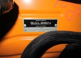2007 Saleen Mustang Parnell Jones Edition vin number