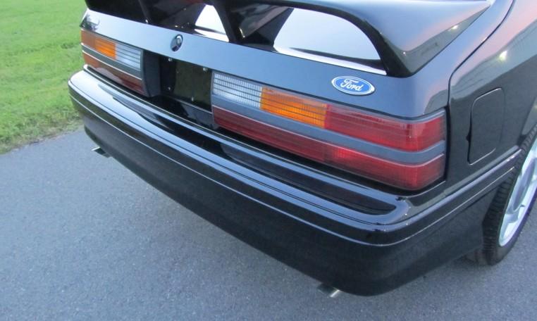 1993 Ford Mustang SVT Cobra taillights