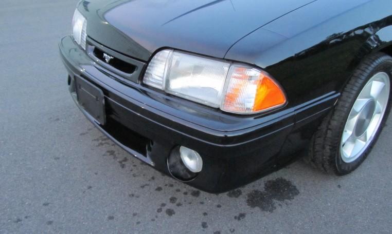 1993 Ford Mustang SVT Cobra headlights