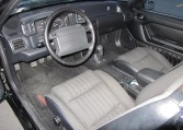 1993 Ford Mustang SVT Cobra interior