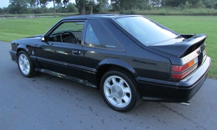 1993 Ford Mustang SVT Cobra driver side