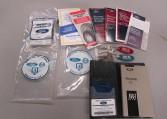 1993 Ford Mustang SVT Cobra paperwork