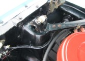 1965 Ford Mustang 2+2 Fastback engine