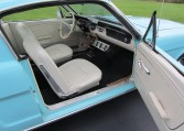 1965 Ford Mustang 2+2 Fastback passenger door