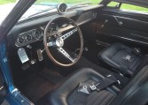 1966 Shelby GT350 interior