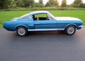 1966 Shelby GT350 passenger side