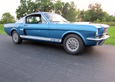 1966 Shelby GT350 owned by Fix Motorsports
