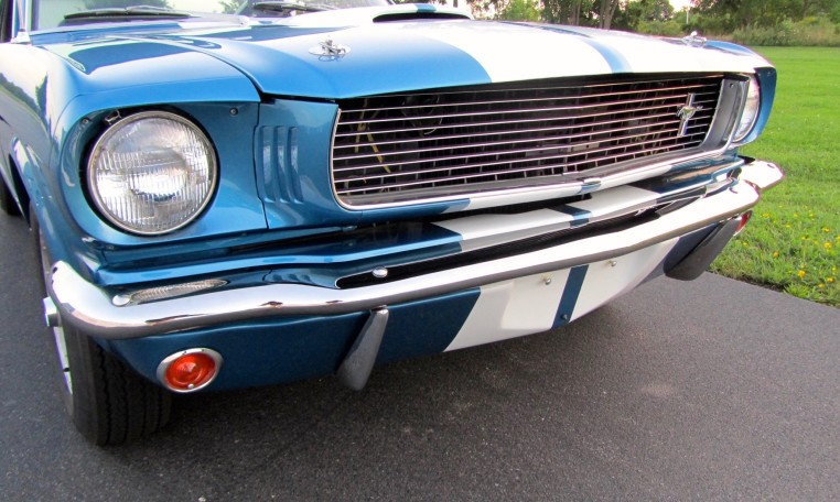 1966 Shelby GT350 front grille