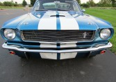 1966 Shelby GT350 front