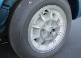 1966 Shelby GT350 tire