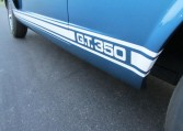 1966 Shelby GT350 side panel