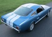 1966 Shelby GT350 rear