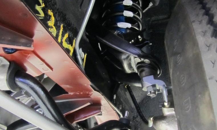 1966 Shelby GT350 shock