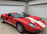 2006 Ford GT owned by Fix Motorsports