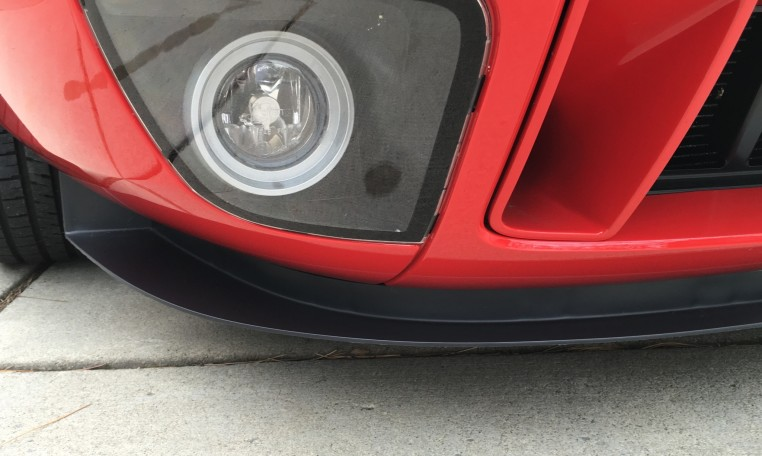 2006 Ford GT headlight