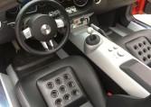 2006 Ford GT steering wheel