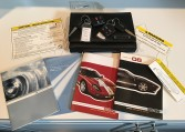 2006 Ford GT keys and guides