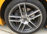 2013 Ford Boss 302 Laguna tire