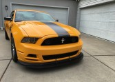 2013 Ford Boss 302 Laguna front