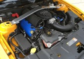 2013 Ford Boss 302 Laguna engine