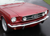 1966 Ford Mustang front grille